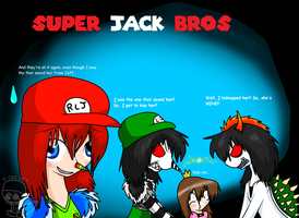 Super Jack Bros by CaffeineCoated