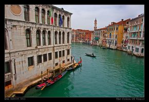 The Colors Of Venice by Aderet