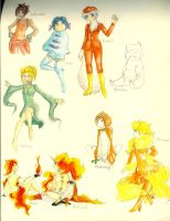 Humanized Pokemon: Page 2 by FuneralDyingheart