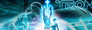 Tron Legacy by Link40