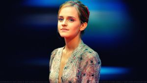 Emma Watson Pretty as a Princess by Dave-Daring