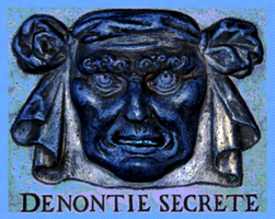 Denontie Secrete Goes Pop by JJPoatree