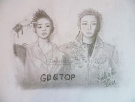 GD and TOP by estelleem