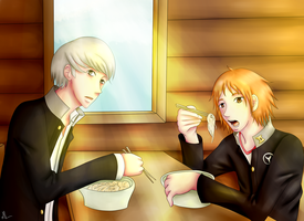Ramen for Two by AshtonLi