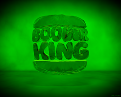 Booger King by porletto