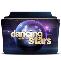 Dancing with the Stars - TV Folder by mishopetrov