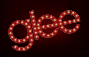 Glee Logo by ElineWeasley