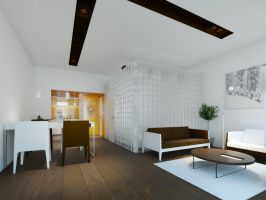 Mini lofts interiors_loft2 by Antioksidantas