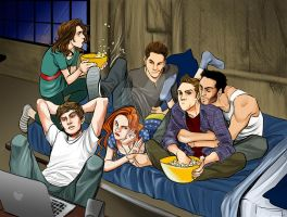 STEREK movieNight by Slashpalooza