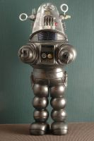 Robby the Robot by Pyranose