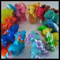 tuneful87's 11 babies by Sweetlittlejenny