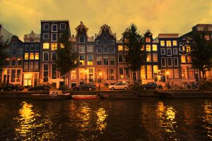 Amsterdam by Shadoisk