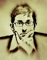 Louis Theroux by toxic-spawn