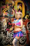 Juliet Starling by 0kasane0