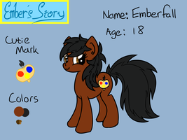 Ember's Story - Emberfall Character Sheet by Emberfall0507