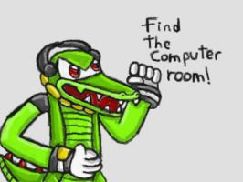 Find the Computer Room by SurgeCraft