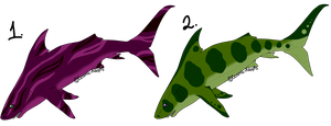 Shark Adopts 1 Closed by Cosmic-Adopts