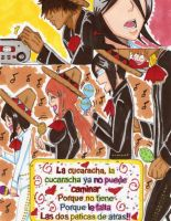 My Little Mariachi Part 3 by Pamianime
