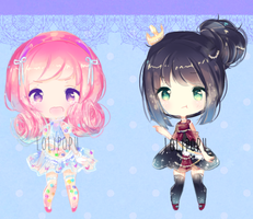 Idol Adoptables (Closed) by Aearia