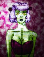 Living Dead Girl by JaneenBeans