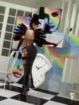 Fairie Goth Mother by JVRenderer