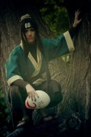 Haku Cosplay by oOButler-ChanOo