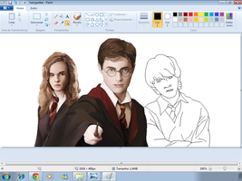 Harry Potter em progresso 2 by Hugoedge