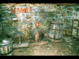 cellar by Iulian-dA-gallery