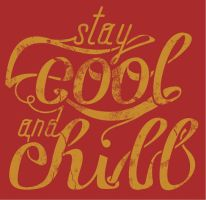stay cool and chill by ekzotik