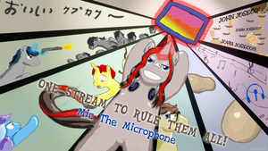 One Stream To Rule Them All by Shiki01
