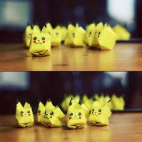 Brace yourselves, Pikachu Army is coming by BestFriend-Eater