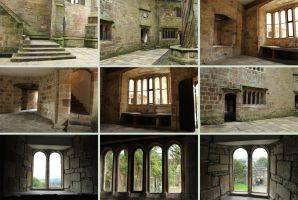 Skipton Castle 10 by Tasastock