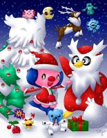 Pokemon Christmas 2011