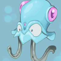 Tentacool by DeadlyObsession