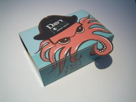 Davy Jones Packaging by ppt-ping