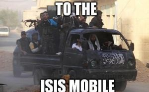 Isis mobile by TheFunnyAmerican