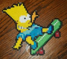 Bart Simpson by EternalBarrel