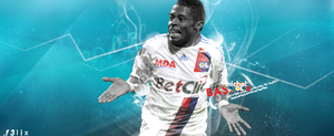Michel Bastos by f3lix-gfx