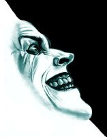 My Alex Ross Joker by tree27