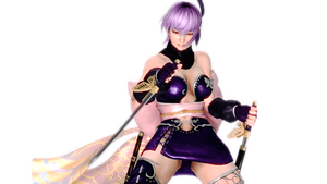 Ayane1041 HA by lcmbrniftycomNWNS