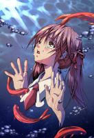 drowning in tears by cicadella