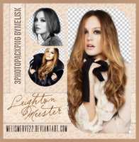 Leighton Meester PNG Pack (39) by melismerve22