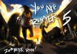 You are Runner 5 by did-you-reboot
