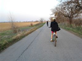 Riding by Mihaela7