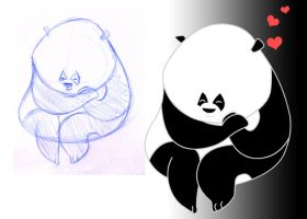 Panda Power by 2DCale