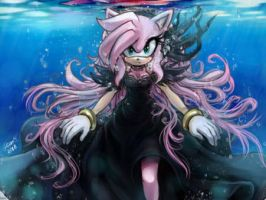 +Rose Underwater+ by LeonStar123