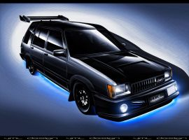 Tercel 4WD by yamell