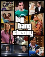Big Bang Theory: Grand Theft Auto cover by LittleGreenGamer