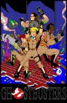 Ghostbusters Poster 2 (colored) by NathanKroll