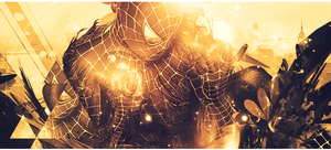 Spider-man 3 | Signature banner 550x250 by VenGhost